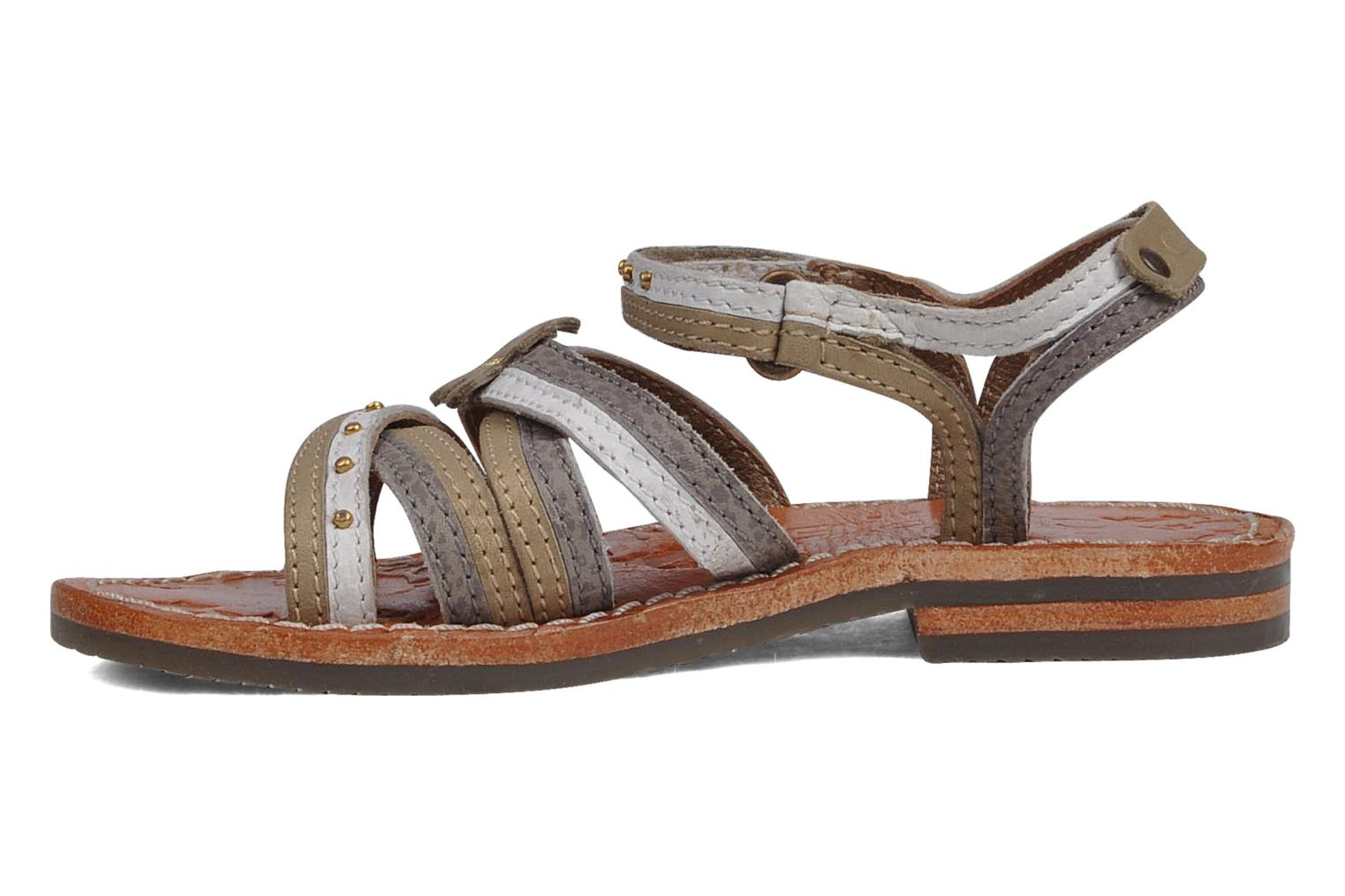 Sandals chipie bis Savana Grey front view