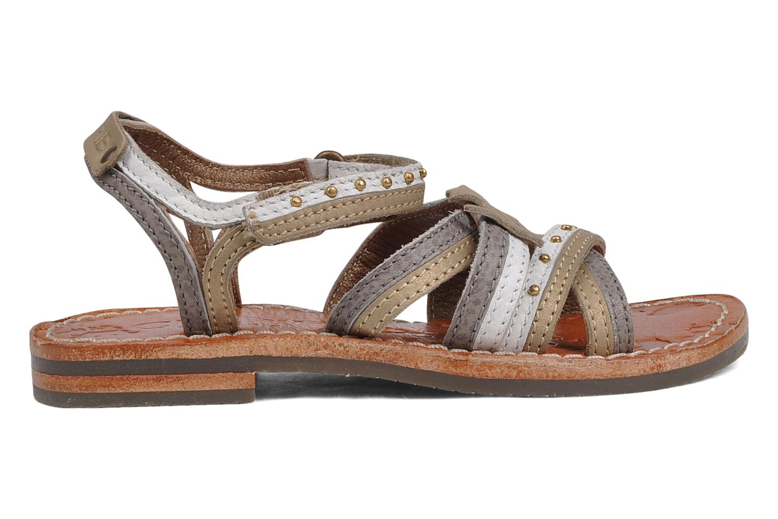 Sandals chipie bis Savana Grey back view