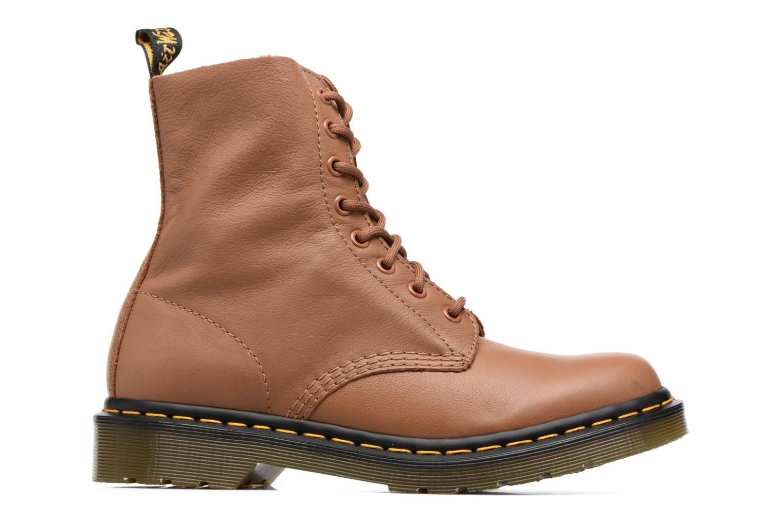 Bottines et boots Dr. Martens PASCAL M Marron vue derrière