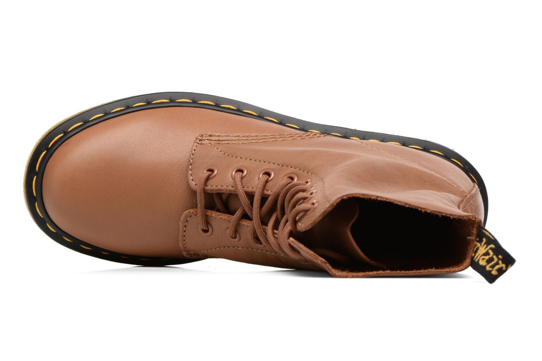 Bottines et boots Dr. Martens PASCAL M Marron vue gauche