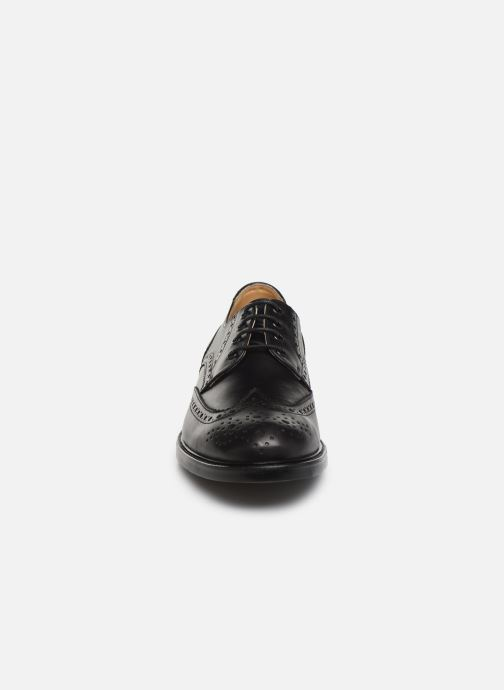 Veterschoenen Florsheim Morgan Zwart model