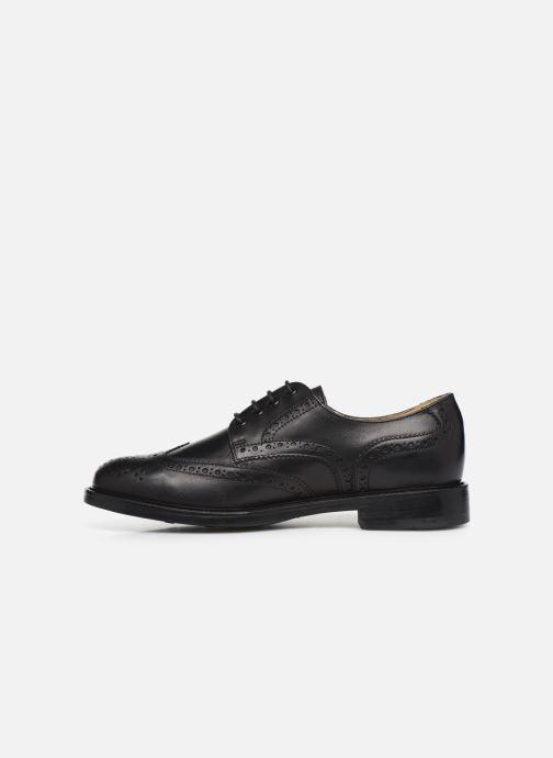 Chaussures à lacets Florsheim Morgan Noir vue face