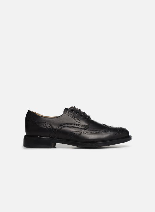 Chaussures à lacets Florsheim Morgan Noir vue derrière