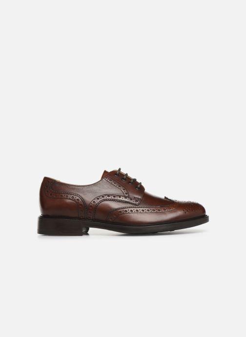 Chaussures à lacets Florsheim Morgan Marron vue derrière