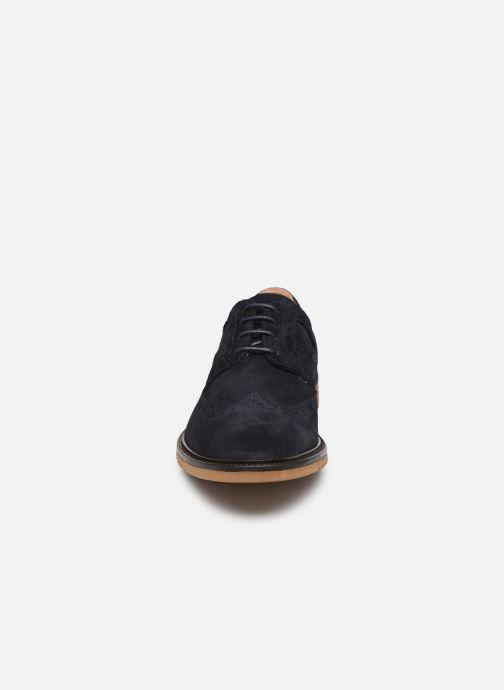 Chaussures à lacets Florsheim Morgan Bleu vue portées chaussures