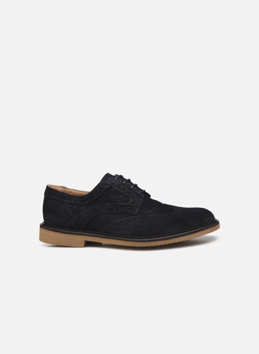 Chaussures à lacets Florsheim Morgan Bleu vue derrière