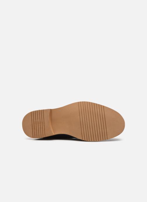 Chaussures à lacets Florsheim Morgan Bleu vue haut