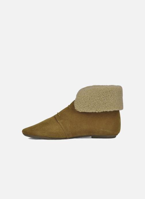 Bottines et boots Jonak Moumi Marron vue face