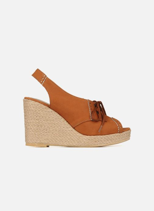 Sandales et nu-pieds Pare Gabia Climone Marron vue derrière