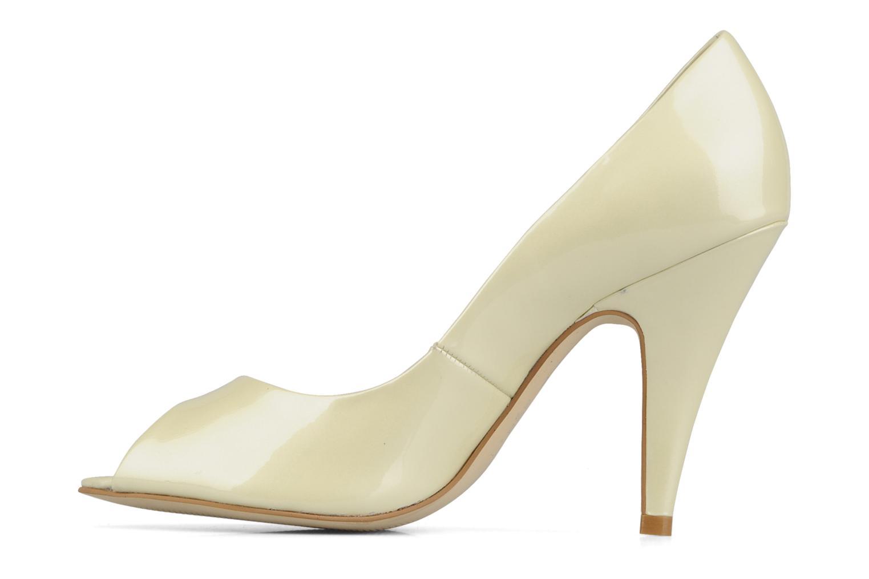 Zapatos de tacón Studio TMLS Louanne Beige vista de frente