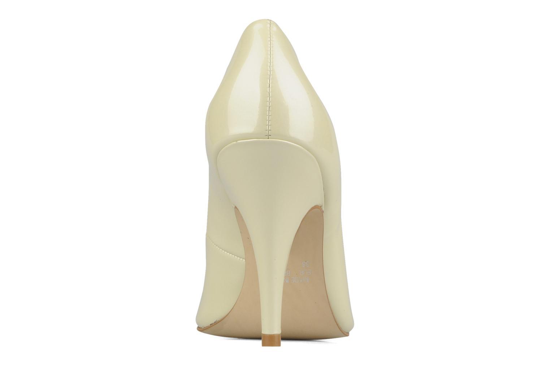 Zapatos de tacón Studio TMLS Louanne Beige vista lateral derecha