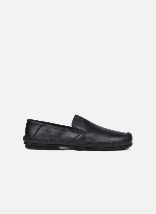 Loafers Fluchos Niza 612 Black back view