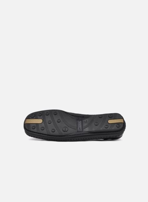 Loafers Fluchos Niza 612 Black view from above