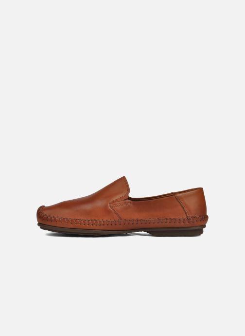 Loafers Fluchos Niza 612 Brun se forfra