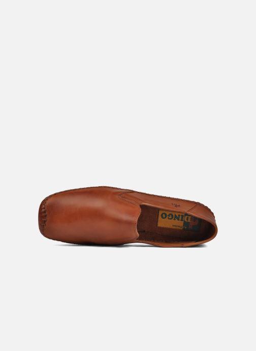 Loafers Fluchos Niza 612 Brun se fra venstre