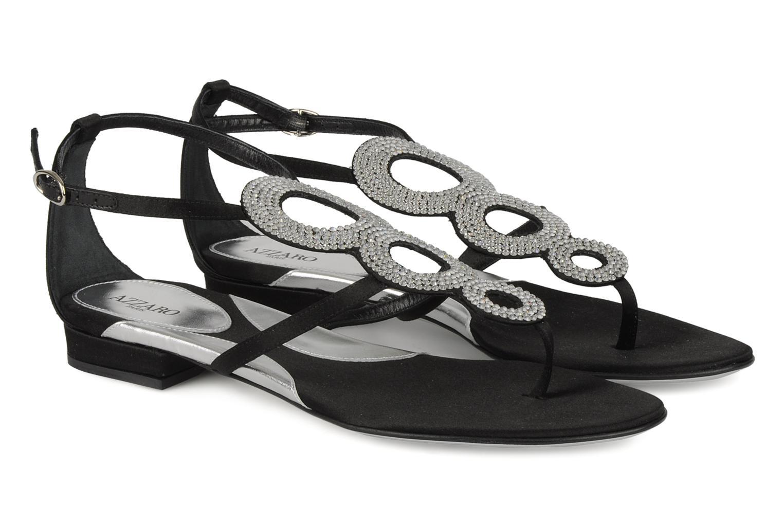 Sandales et nu-pieds Azzaro Women Dance Noir vue 3/4