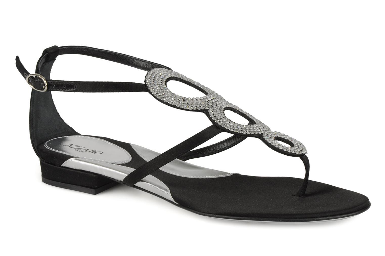 Sandales et nu-pieds Azzaro Women Dance Noir vue détail/paire