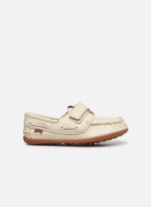 Chaussures à scratch Camper Peu 80080 Beige vue derrière