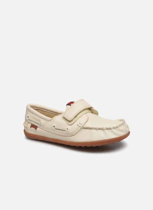 Chaussures à scratch Camper Peu 80080 Beige vue détail/paire