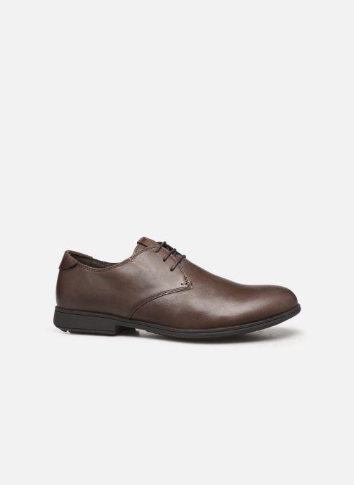 Chaussures à lacets Camper 1913 18552 Marron vue derrière