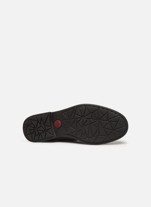 Chaussures à lacets Camper 1913 18552 Marron vue haut