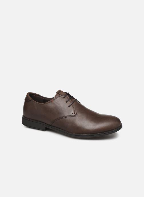 Chaussures à lacets Camper 1913 18552 Marron vue détail/paire