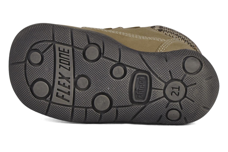 Chaussures à scratch Chicco Guapito Marron vue haut