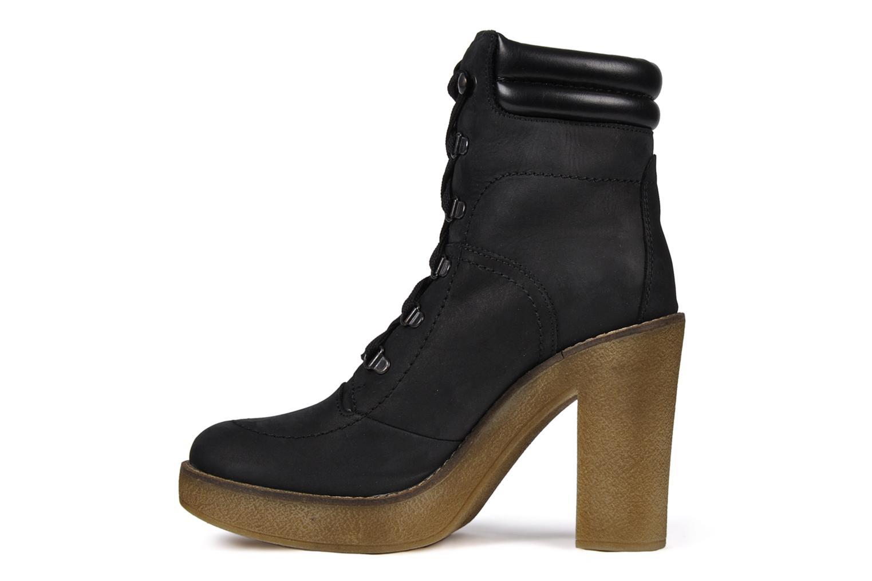 Bottines et boots Jonak Galina Noir vue face