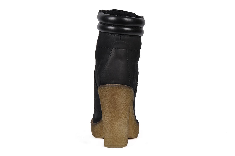 Bottines et boots Jonak Galina Noir vue droite