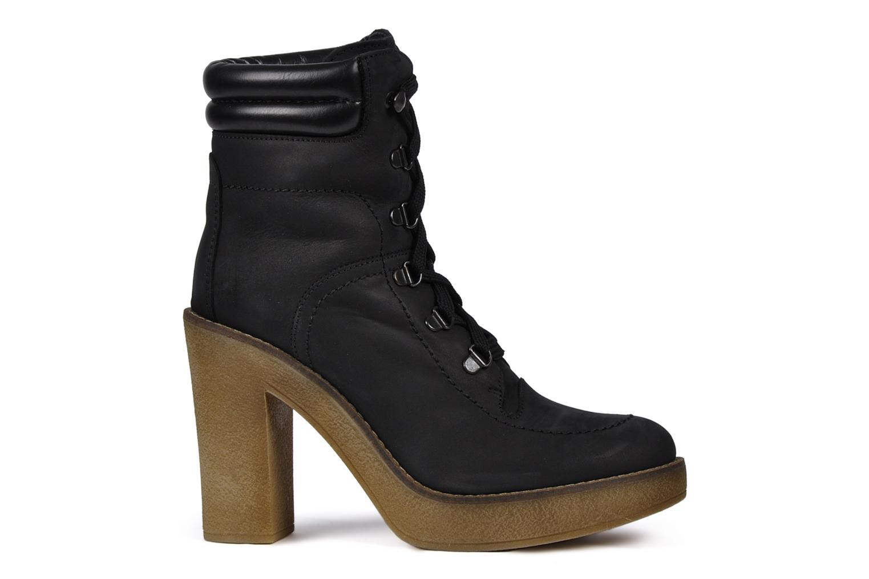 Bottines et boots Jonak Galina Noir vue derrière