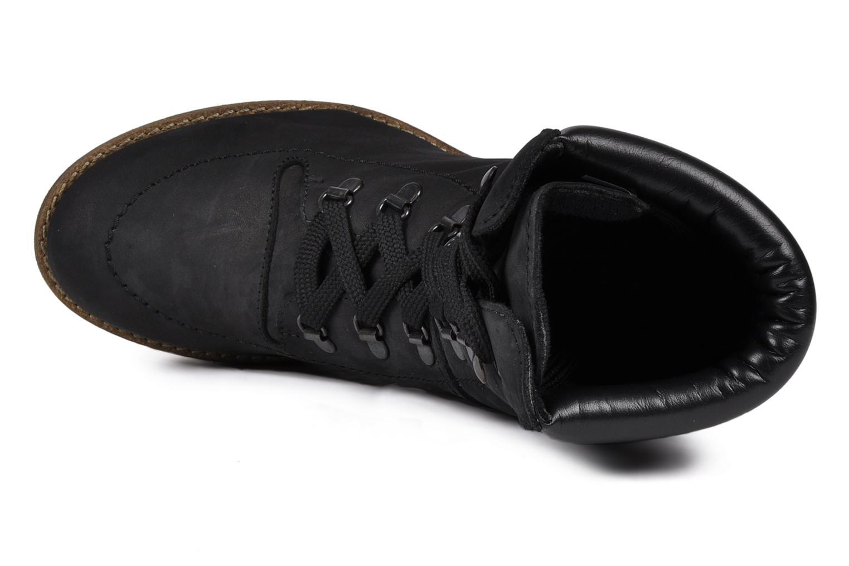 Bottines et boots Jonak Galina Noir vue gauche