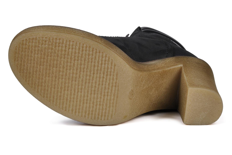Bottines et boots Jonak Galina Noir vue haut