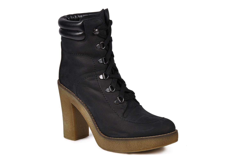 Bottines et boots Jonak Galina Noir vue détail/paire
