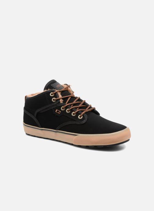 Chaussures de sport Globe Motley mid Noir vue détail/paire