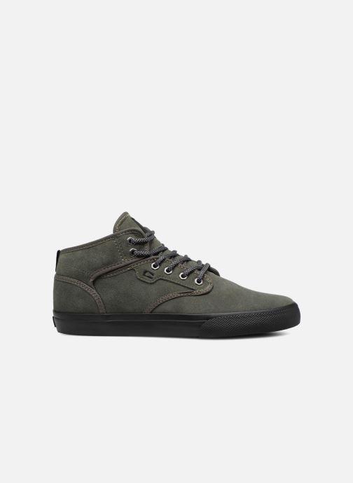 Chaussures de sport Globe Motley mid Vert vue derrière