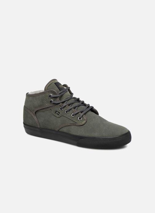 Chaussures de sport Globe Motley mid Vert vue détail/paire