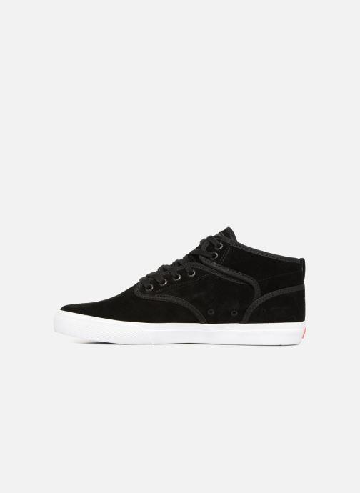 Chaussures de sport Globe Motley mid Noir vue face