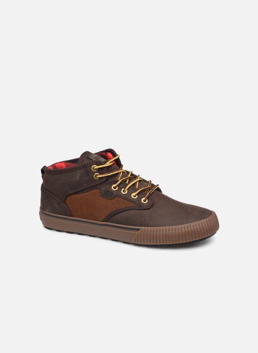 Chaussures de sport Globe Motley mid Marron vue détail/paire
