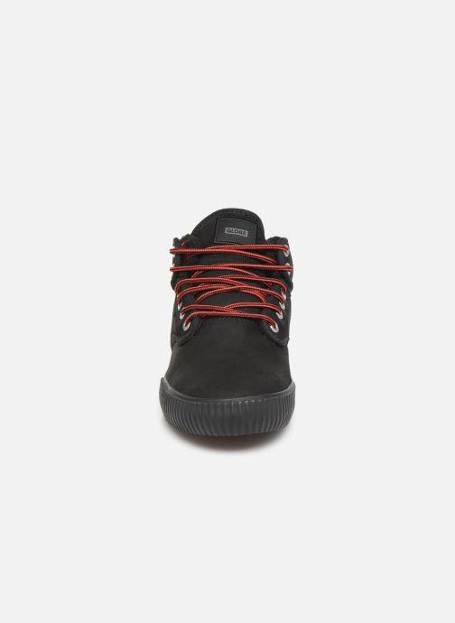 Chaussures de sport Globe Motley mid Noir vue portées chaussures