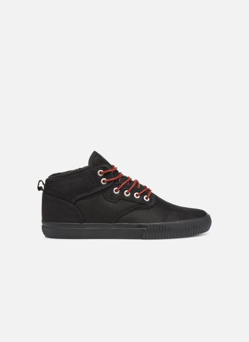 Chaussures de sport Globe Motley mid Noir vue derrière
