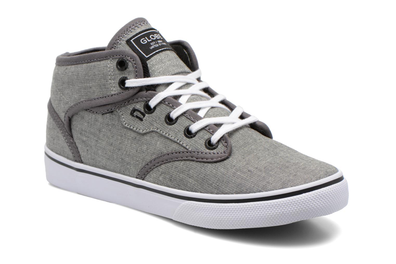 Globe Motley mid (Gris) - Chaussures de sport en Más cómodo Les chaussures les plus populaires pour les hommes et les femmes