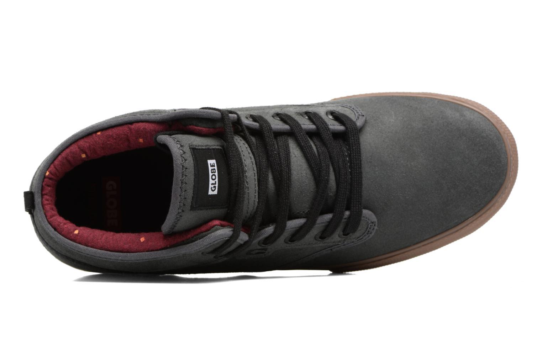Chaussures de sport Globe Motley mid Bleu vue gauche