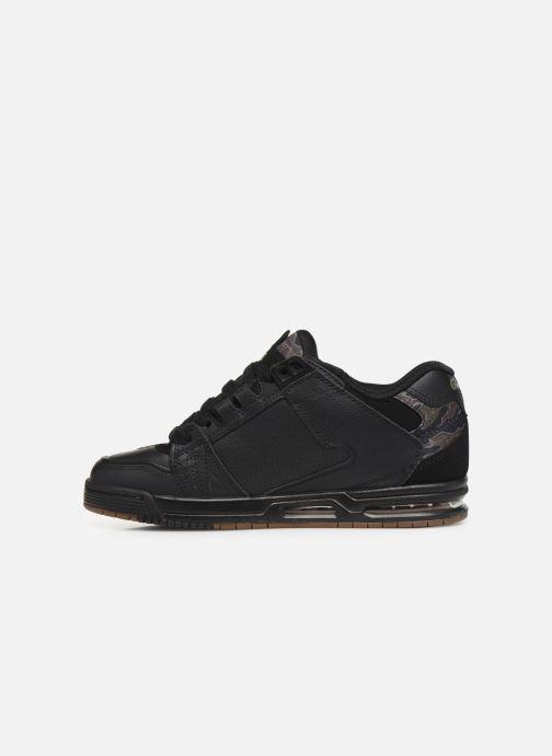 Chaussures de sport Globe Sabre Noir vue face