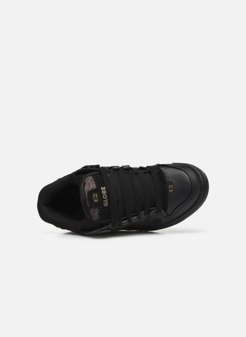Chaussures de sport Globe Sabre Noir vue gauche
