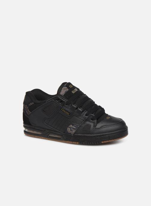 Chaussures de sport Globe Sabre Noir vue détail/paire
