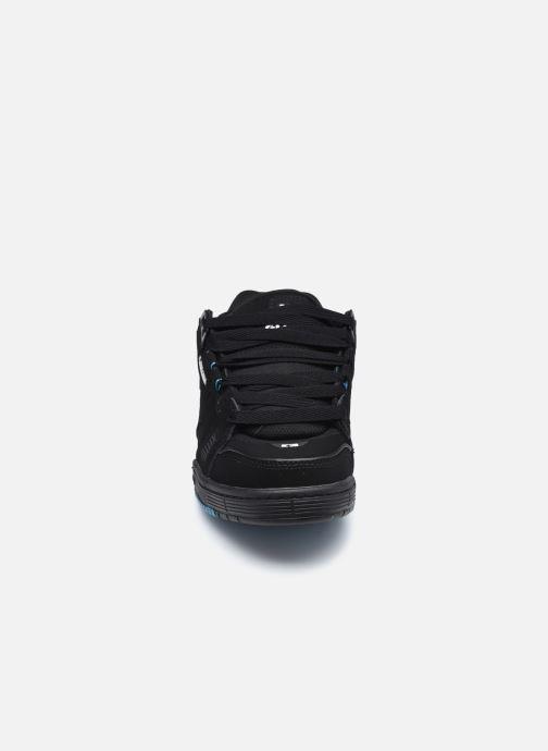 Zapatillas de deporte Globe Sabre Negro vista del modelo