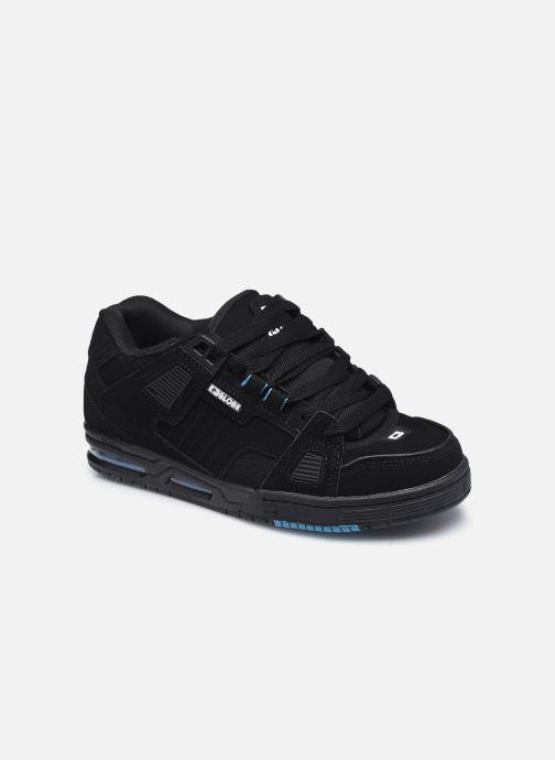 Zapatillas de deporte Globe Sabre Negro vista de detalle / par