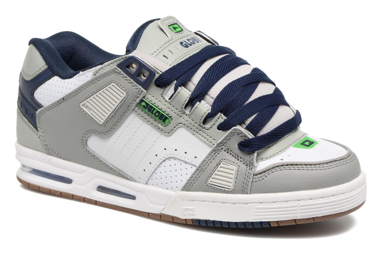 Chaussures de sport Globe Sabre Gris vue détail/paire