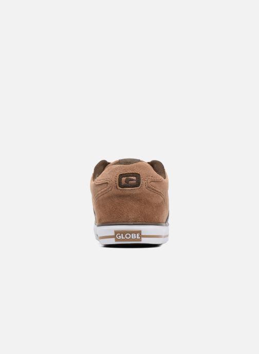 Chaussures de sport Globe Encore 2 Marron vue droite
