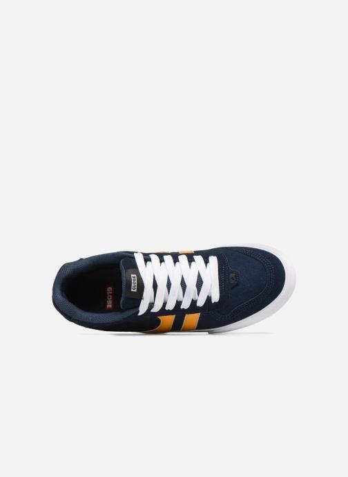 Chaussures de sport Globe Encore 2 Bleu vue gauche
